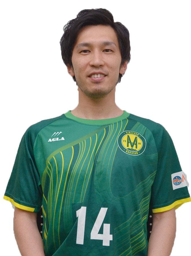 14川瀬選手