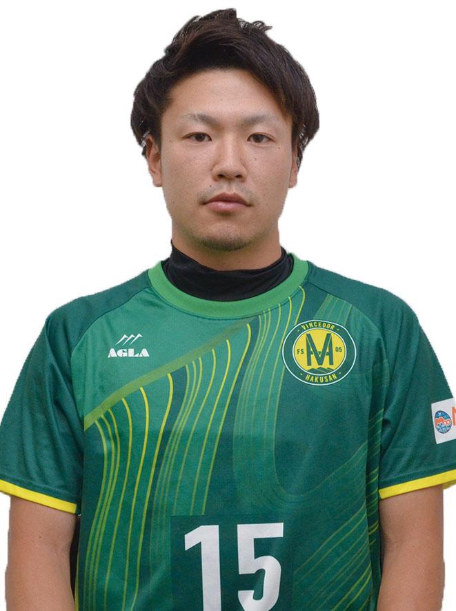 15篠原選手