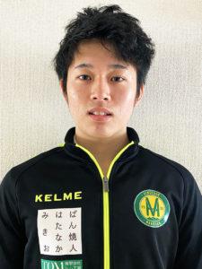 岡本仁選手