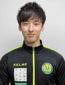 永田周也選手