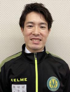 長坂京平選手